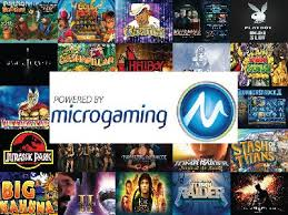 best Microgaming slots